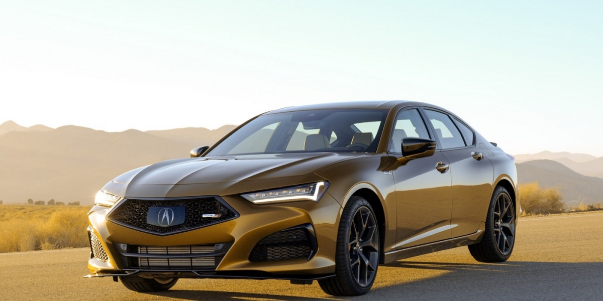 Acura四門性能房車TLX Type S周末北美首次亮相
