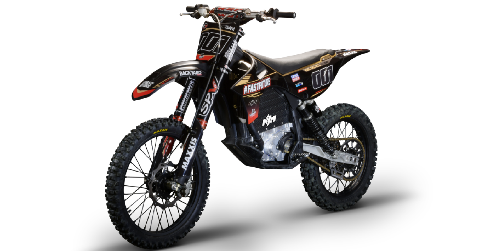 電動越野摩托車新勢力!MXM公布Enduro Prototype全新計畫!