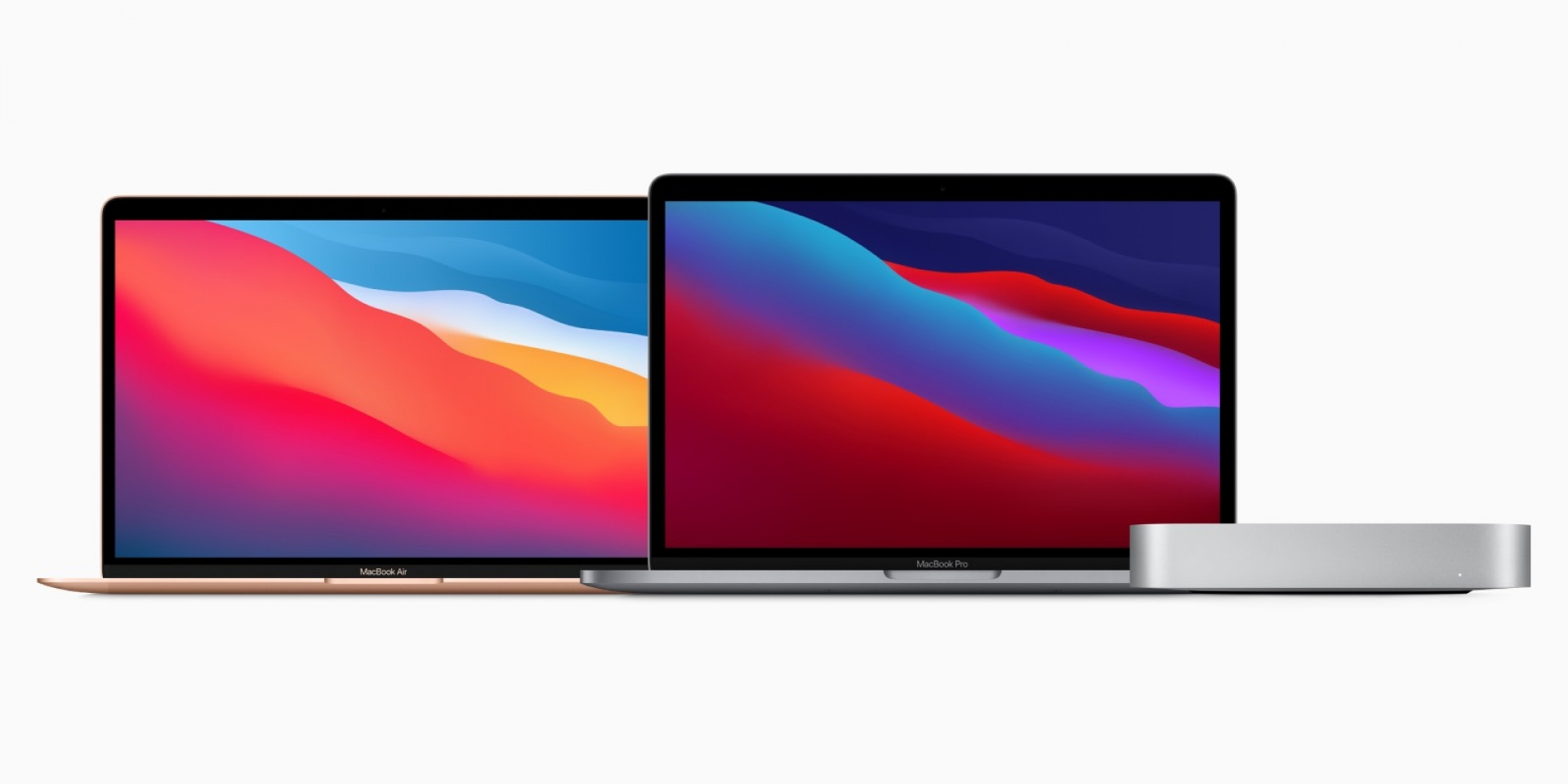 Apple自製晶片M1大軍來襲,三款Mac率先搭載