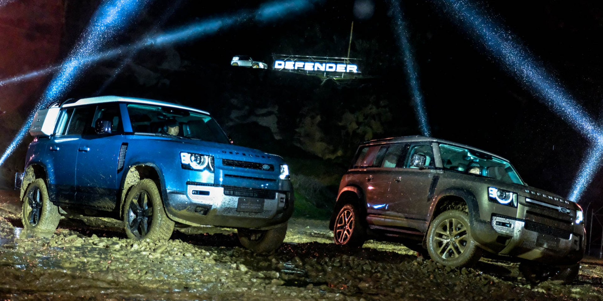 英倫越野硬漢。Land Rover Defender 267萬起雙車型台灣發表!