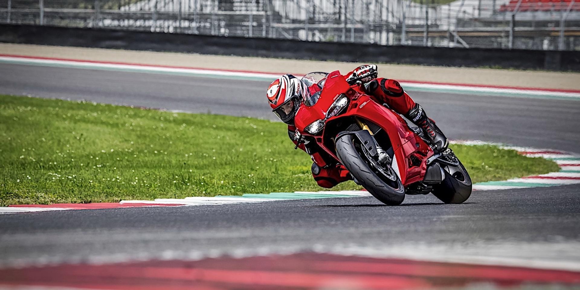 Ducati 1299 Panigale的舊車友們有福了,DTC EVO循跡系統可升級搭載