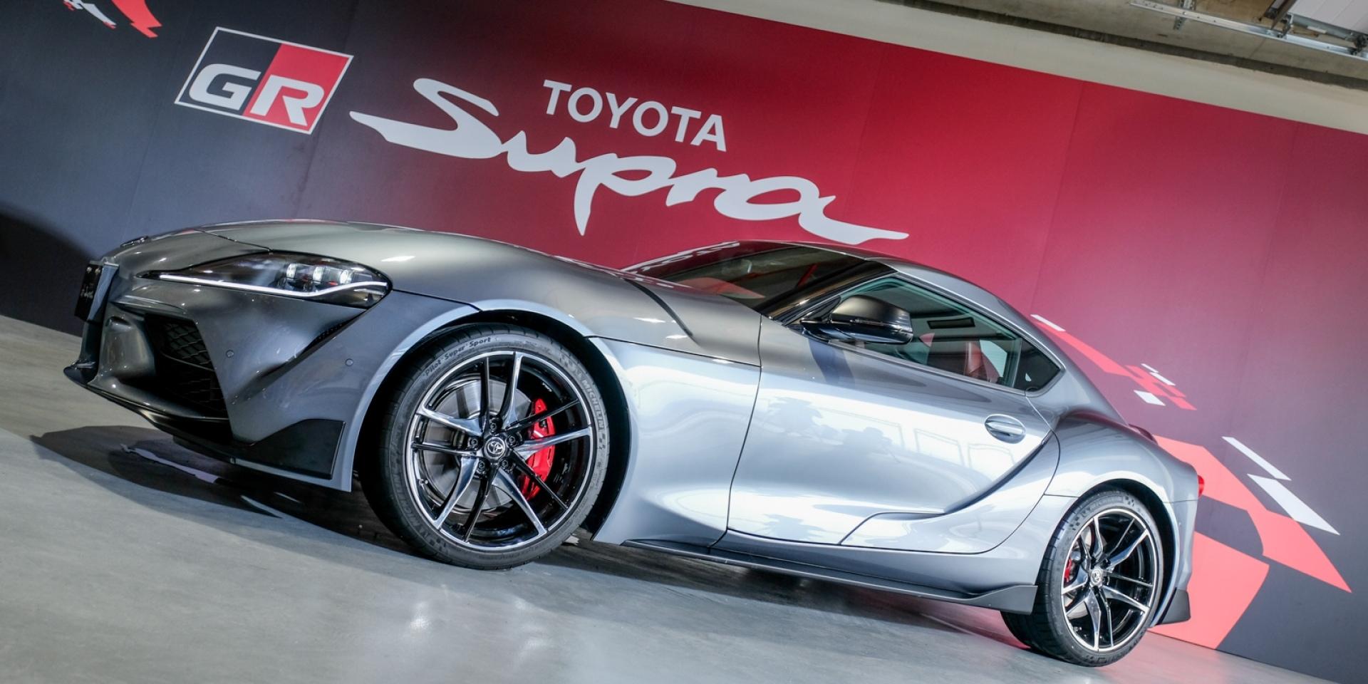 TOYOTA「SUPRA」兩種動力引進,203萬起正式上市!