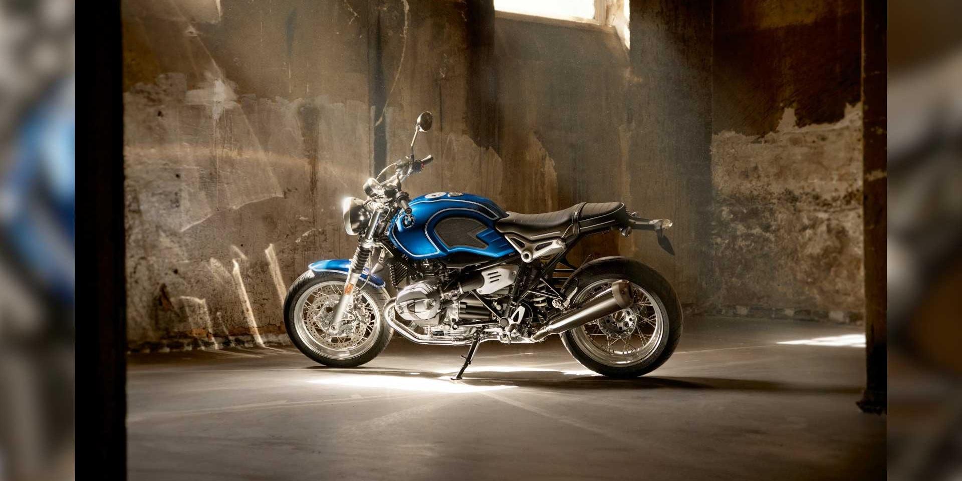 50週年紀念!BMW推出微復古R nineT /5特仕版!