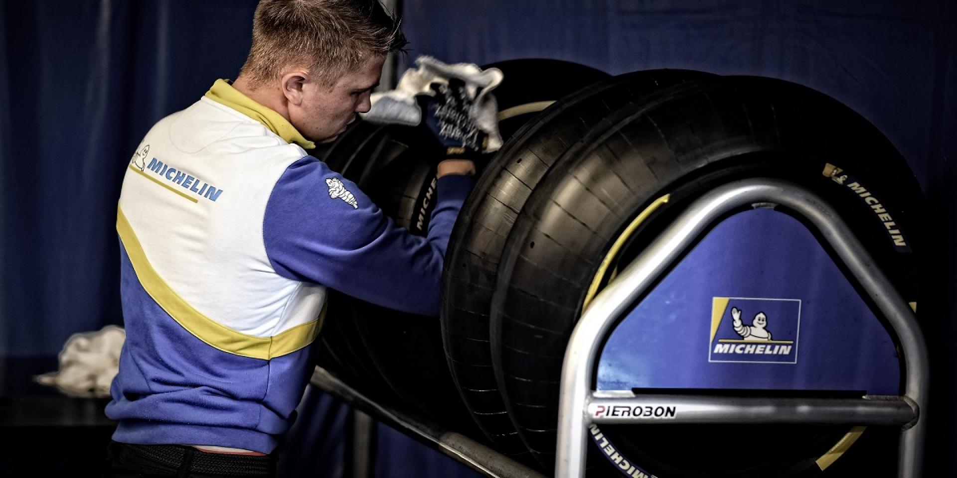 全然大丈夫!MICHELIN:輪胎數量不是問題,運輸才是!