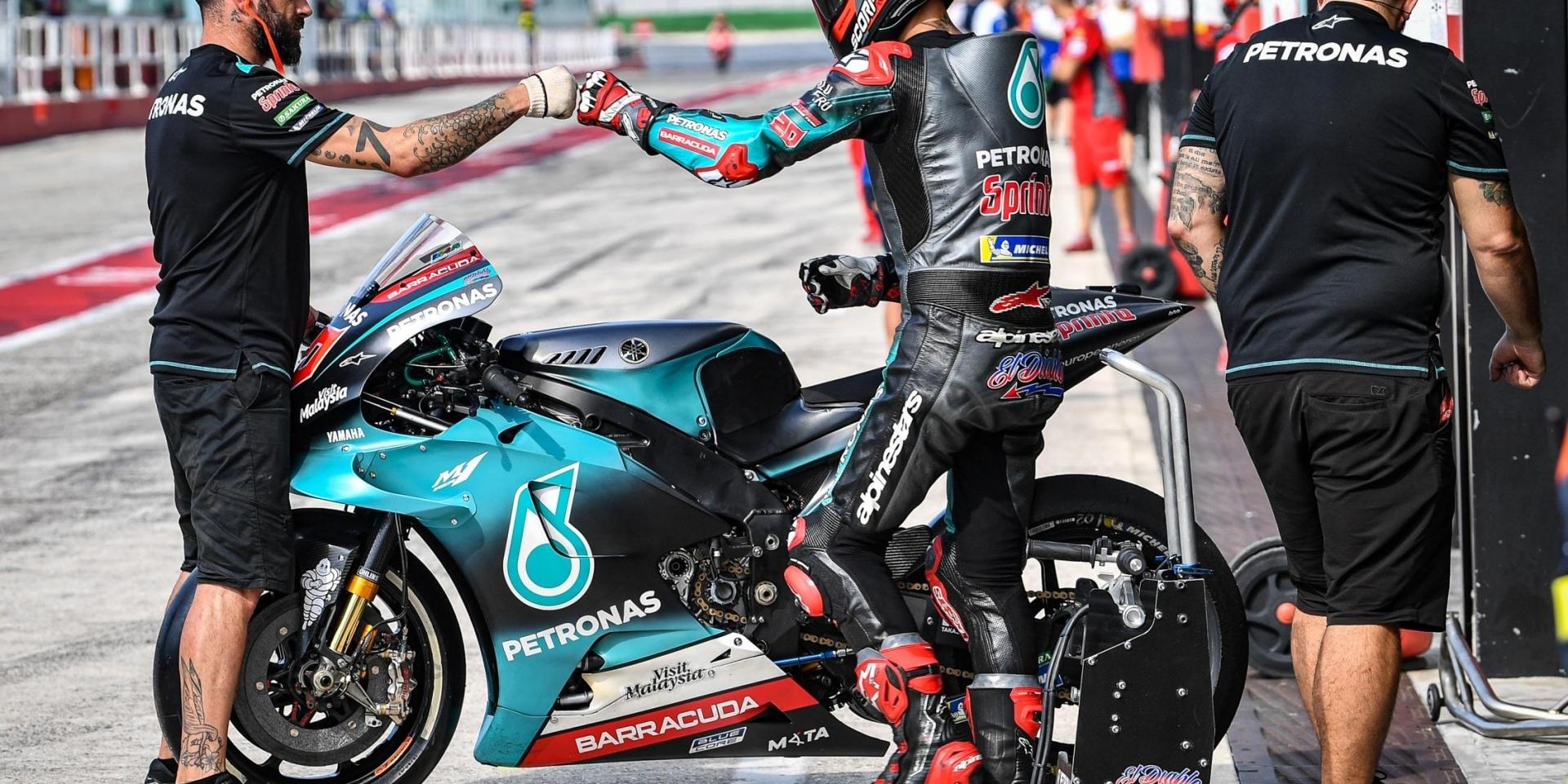 低配版本更會跑?Valentino Rossi:Fabio的賽車轉速甚至比我們的還要低500轉!