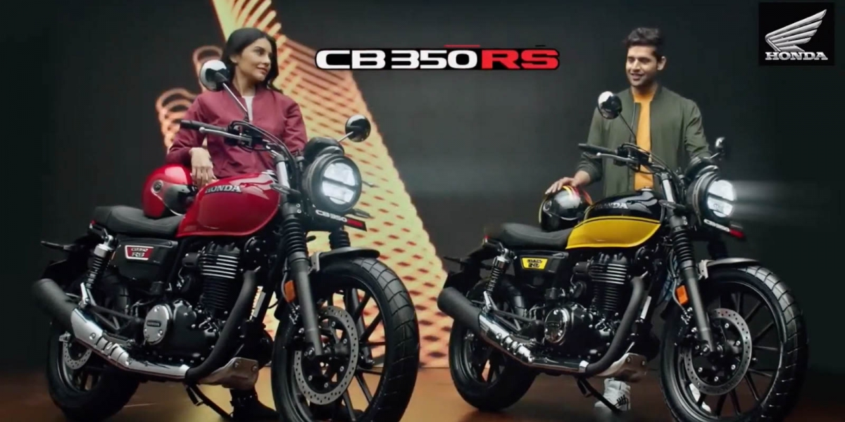 CB350超平價黃牌再進化,HONDA CB350RS質感不輸公升級大型重機