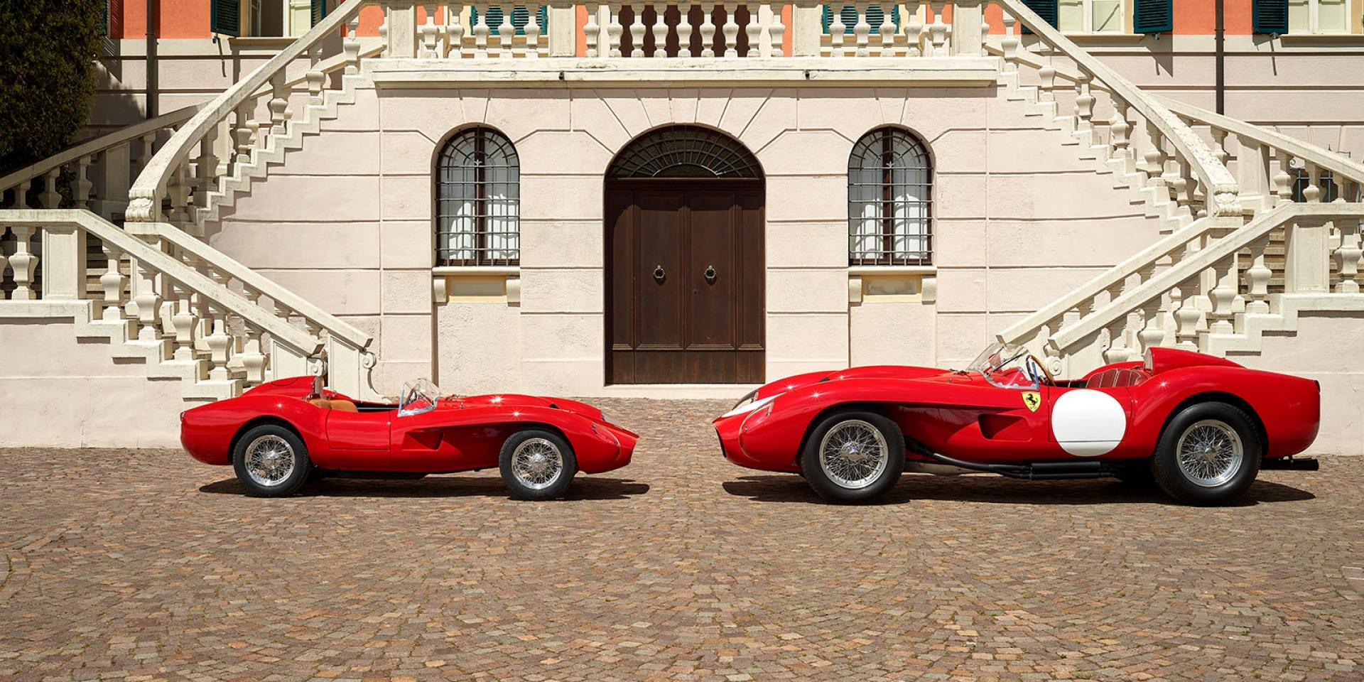 這台法拉利只要300萬 但只是玩具!純電動Ferrari Testa Rossa J 限量299台發表