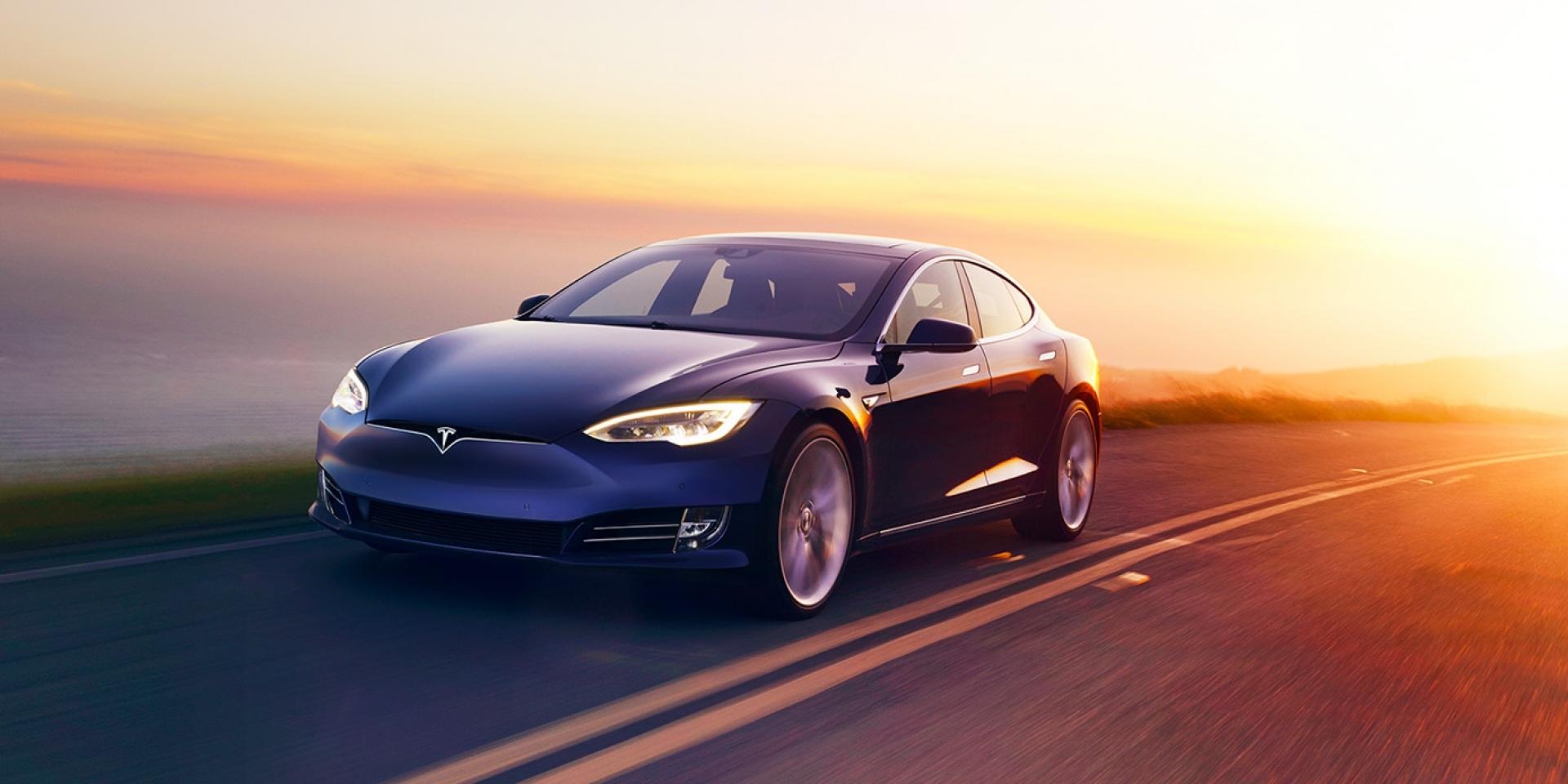 充電更快,更省電,Tesla Model S/X Long Range車款更新