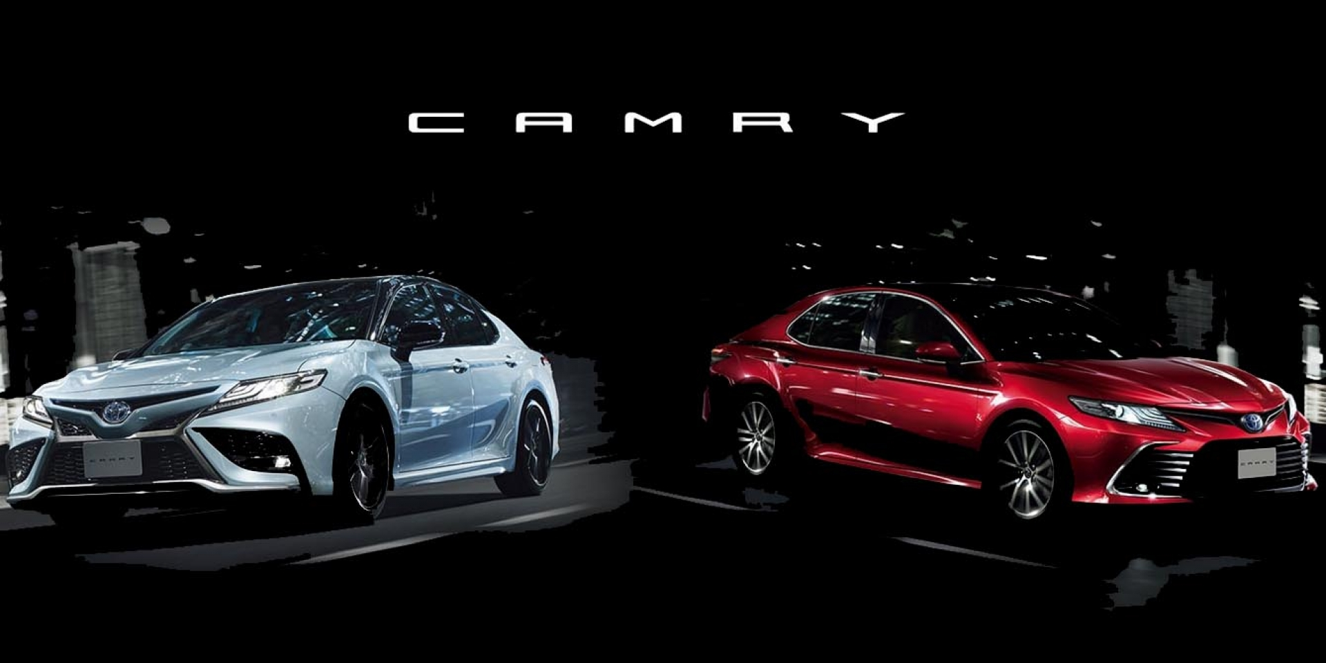 TOYOTA Camry日本小改款發表,年輕、科技迎戰SUV大軍!