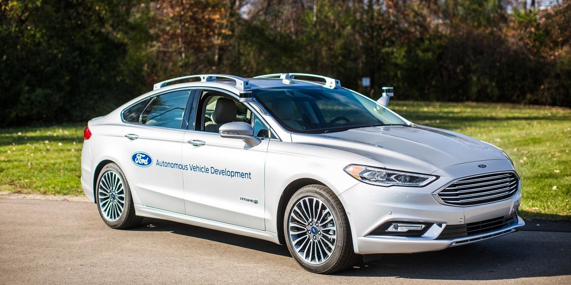Ford自動駕駛科技領先群雄,但2026年才能買到全自動車輛