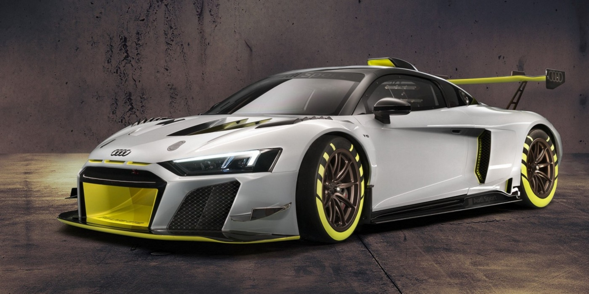 Audi Sport推出第四款最強賽車R8 LMS GT2,售價破台幣千萬
