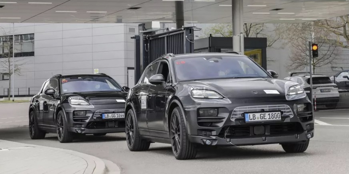 劍指Model Y!Porsche Macan EV將於2023年發表量產