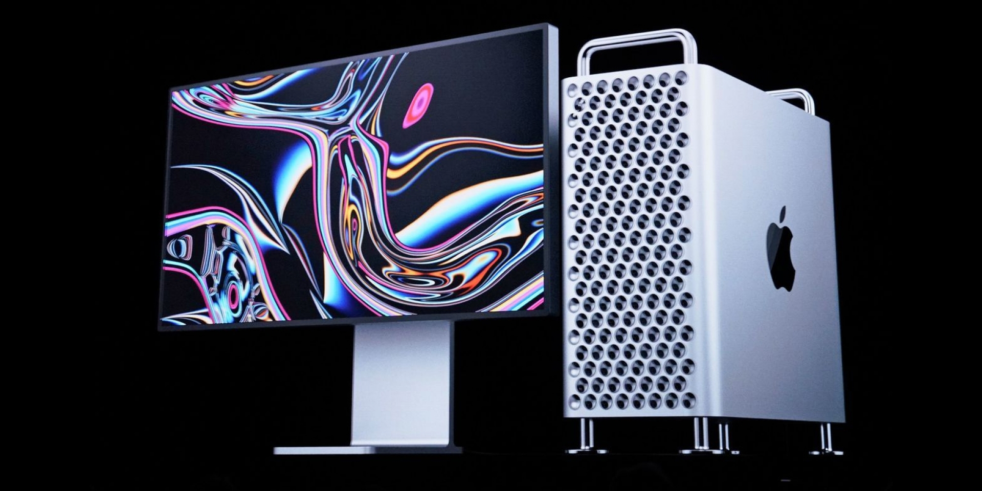 打造你的百萬蘋果!Apple Mac Pro台灣官網開放訂製
