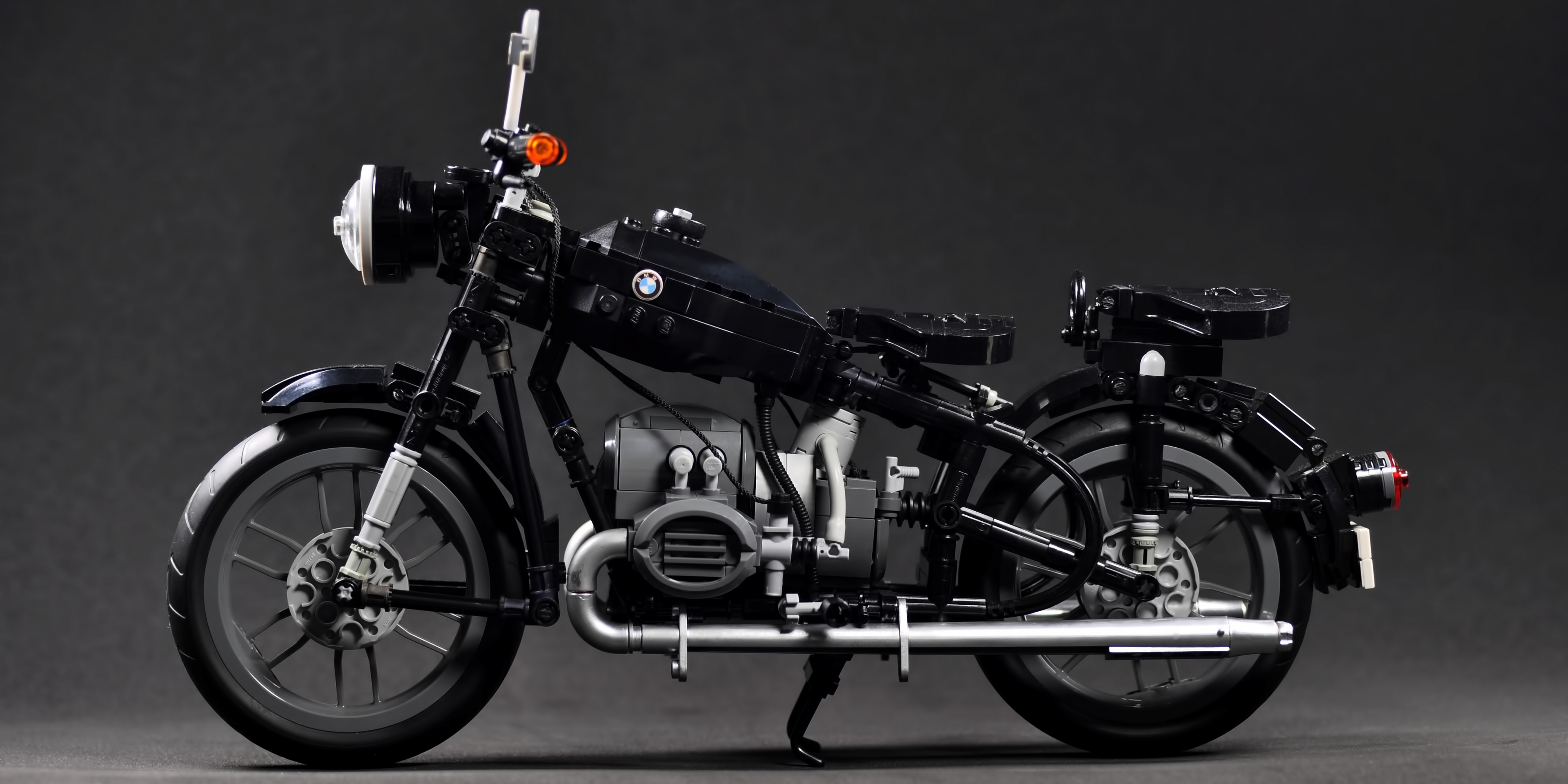 來自台灣的經典之作!LEGO BMW R60/2進入量產票選