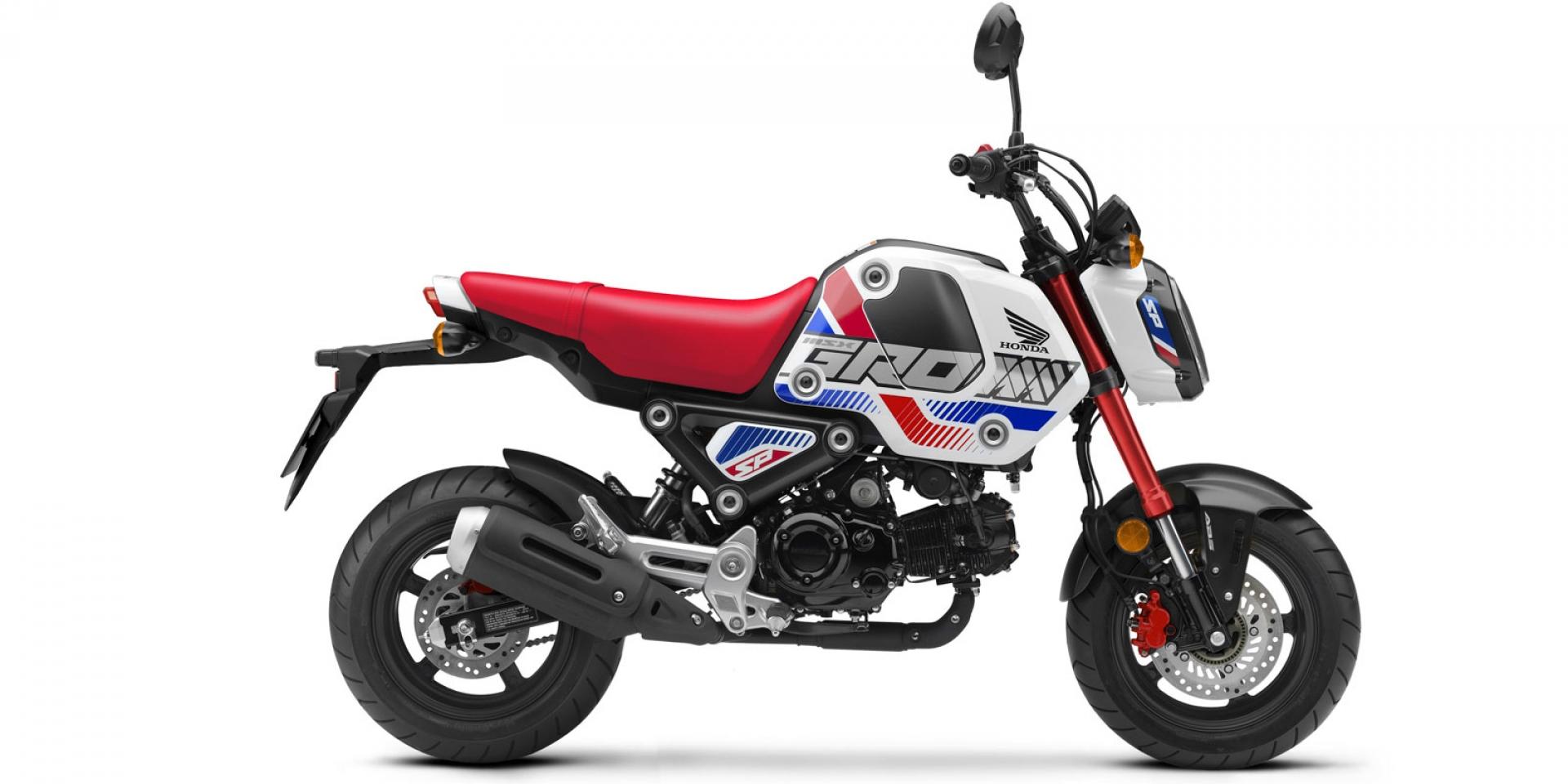 Honda Motorcycle 2021 2021 Honda二輪全車系正式售價發表  暨 MSX GROM全新進化 樂趣登場