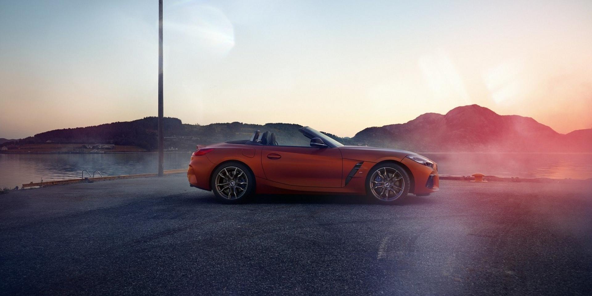 本月加州圓石灘車聚,BMW將發表全新世代Z4