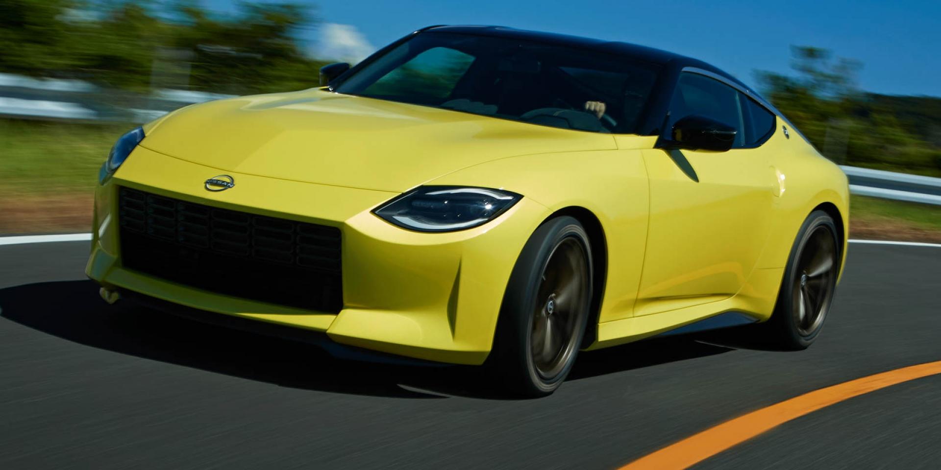 集經典元素於一身,Nissan Z Proto搶先窺探下一代 Z跑車 樣貌