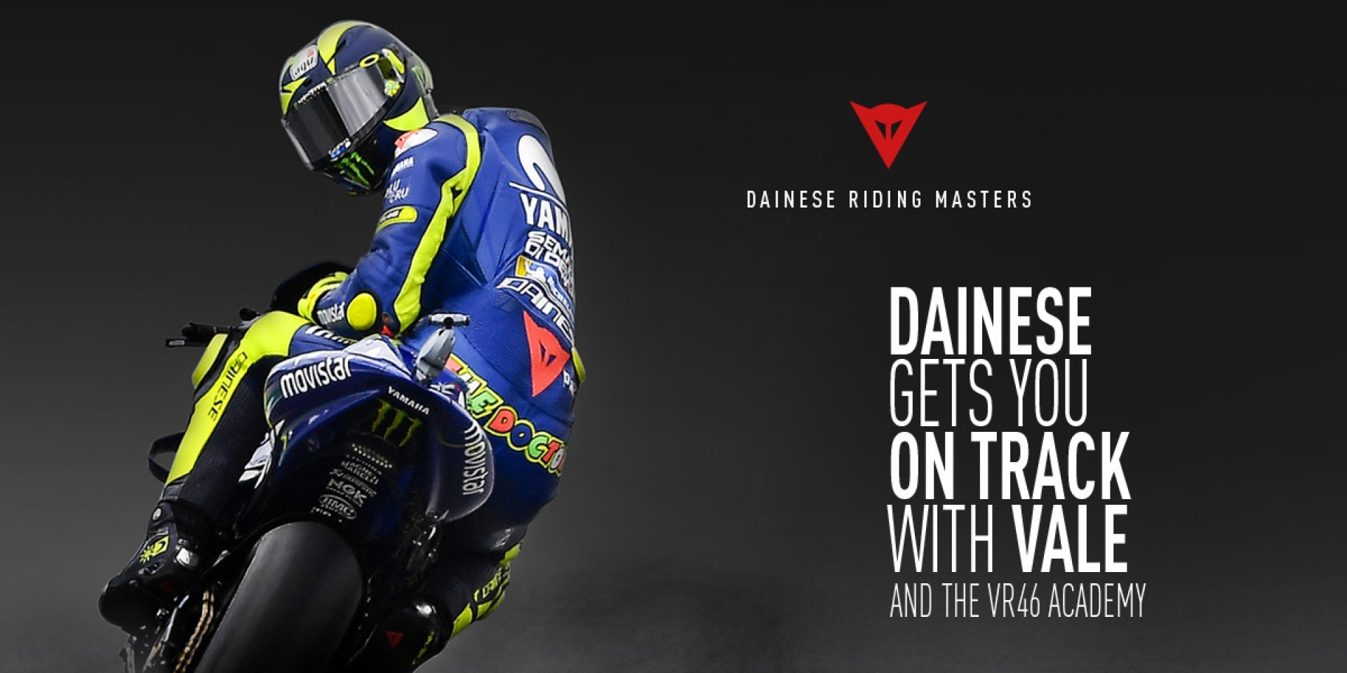 在MotoGP MISANO賽道與Valentino Rossi一同騎車,這真的不是詐騙