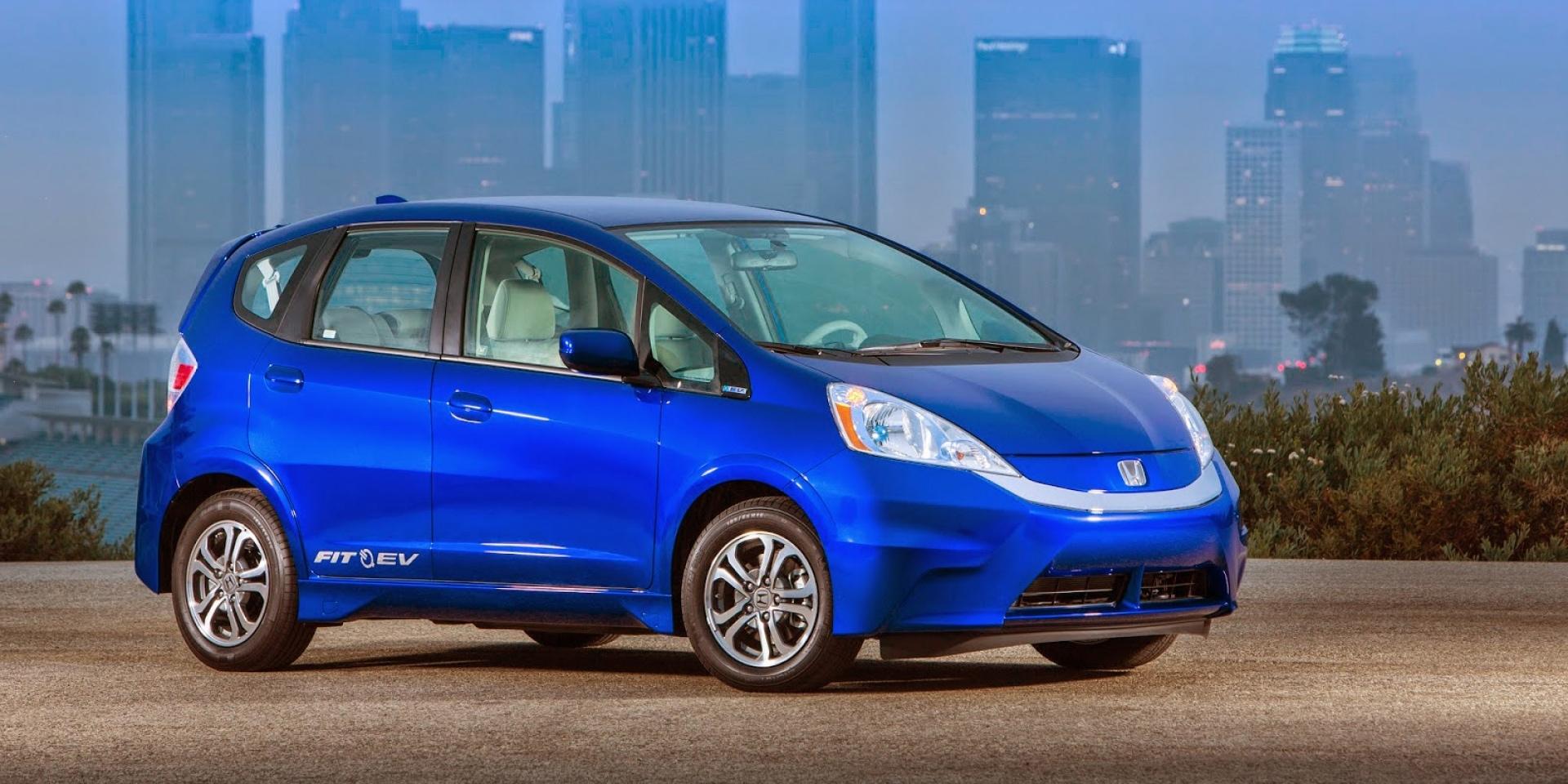 電動平價化,Honda Fit EV再次來襲!