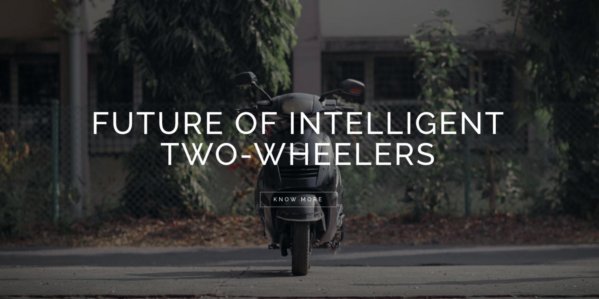 自動平衡速克達亮相 印度學生創建Liger Mobility打造