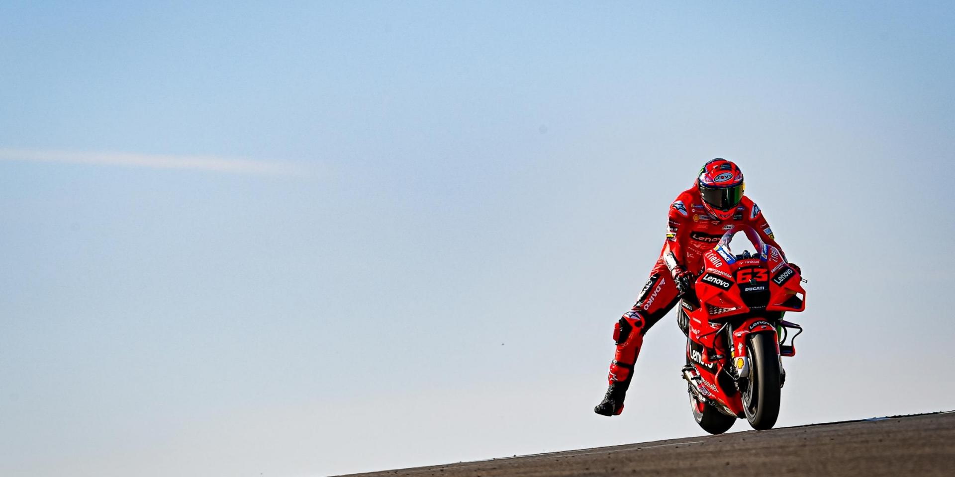 Bagnaia的首勝!VR46學院養成大成功!Valentino Rossi:我一直在催眠Pecco前硬後軟!前硬後軟!前硬後軟!
