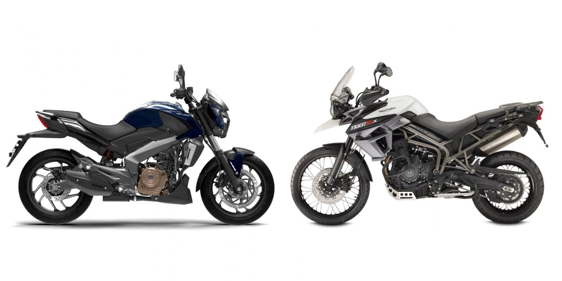 印度品牌持續擴張!Bajaj將與Triumph成為合作夥伴!