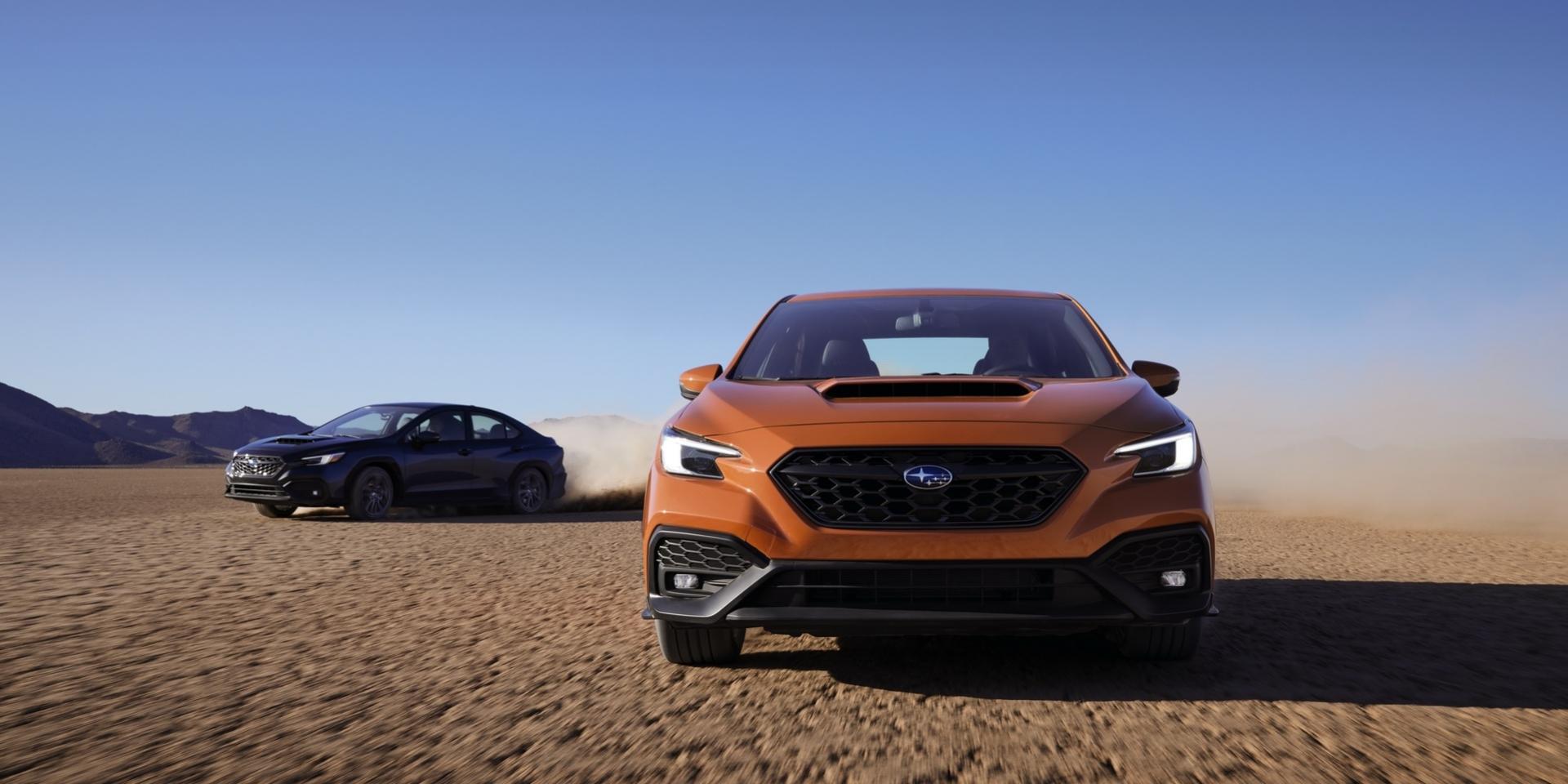 新世代Subaru WRX 北美發表,塑料用好用滿