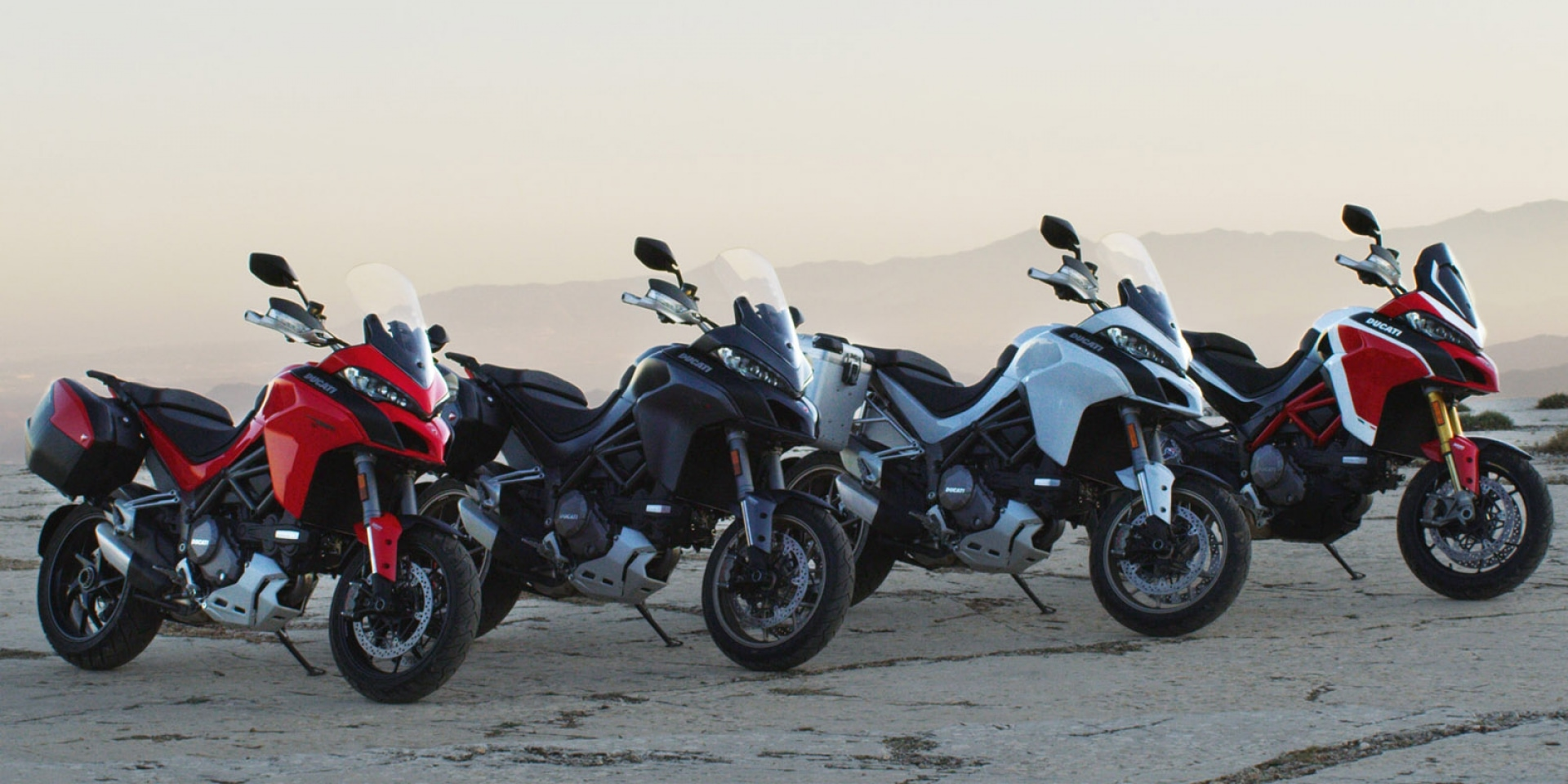 V4多功能車來了! Ducati親自證實Multistrada V4 2021年上市
