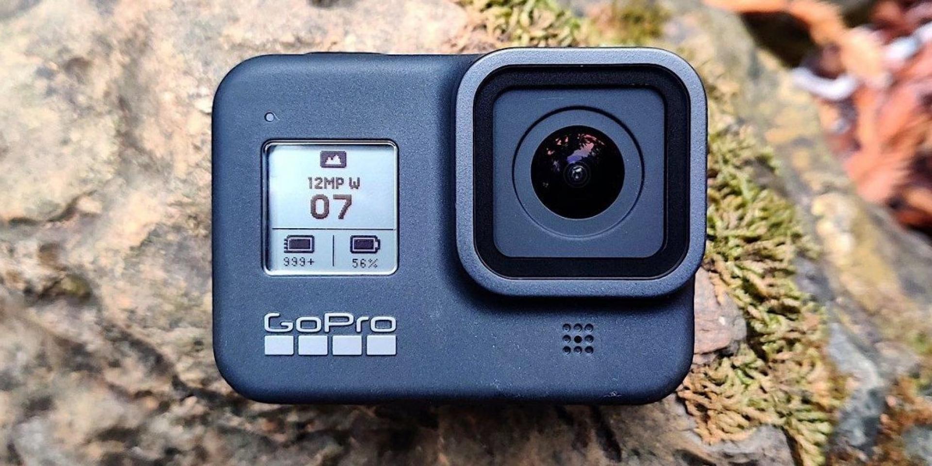 該死的一年一更 GoPro Hero 8再次大躍進!