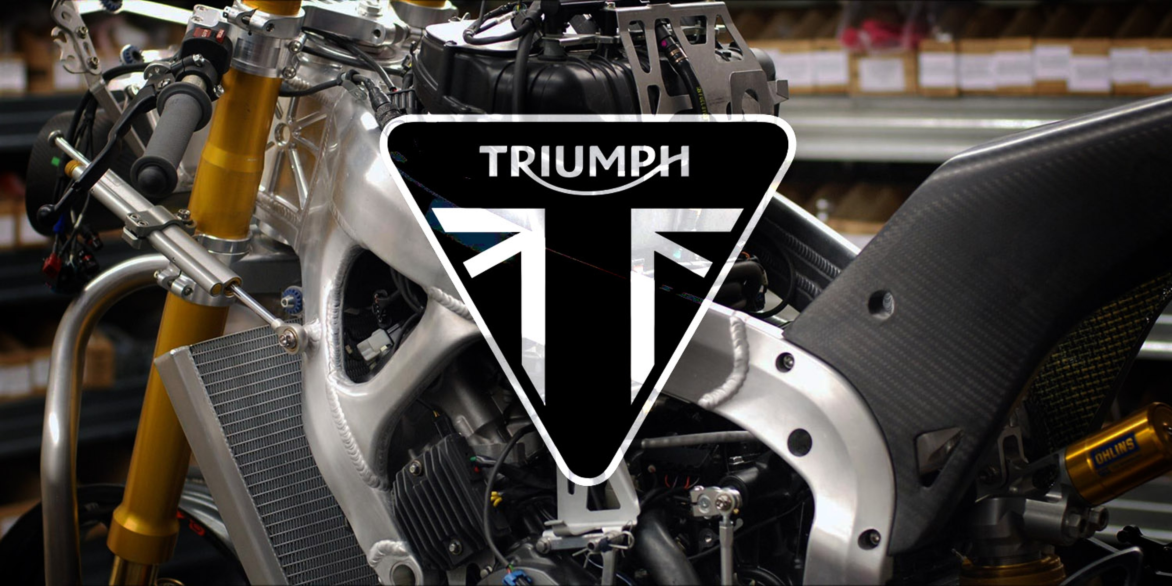 TRIUMPH 將成為2019 Moto2 賽事引擎供應商