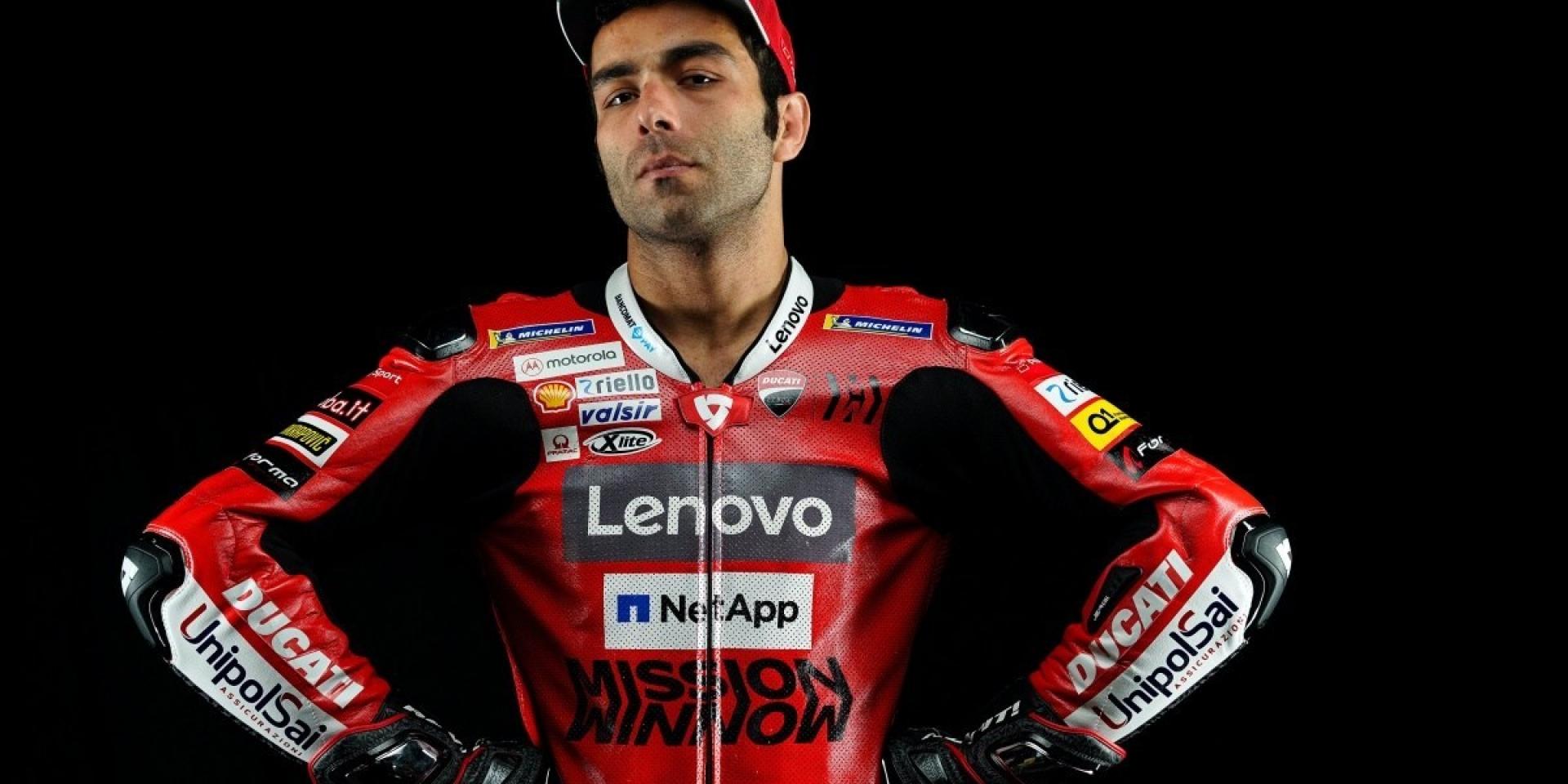再會紅軍?Danilo Petrucci:我沒有什麼可以失去的。