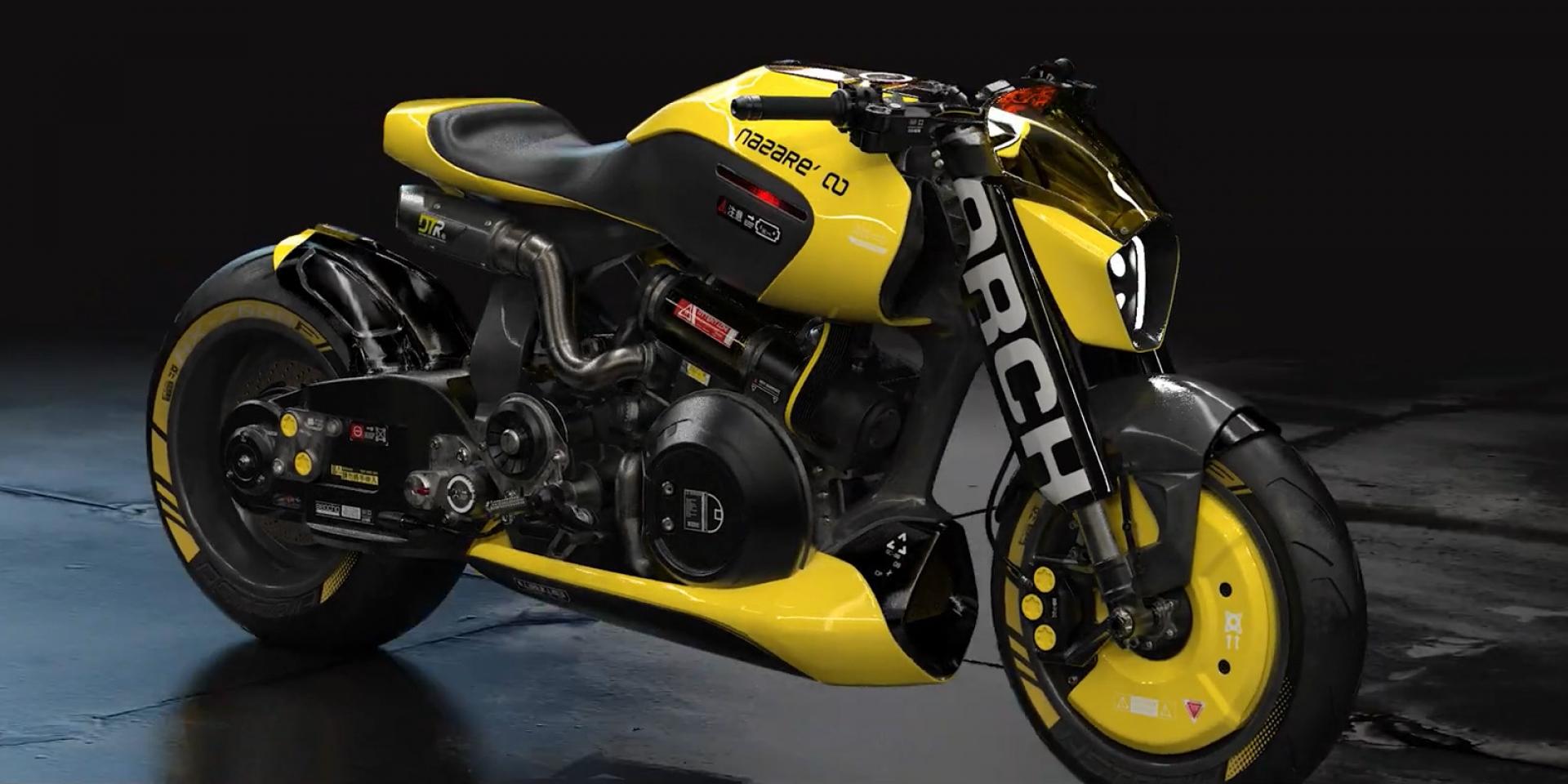 不只基哥,Arch Motorcycles也將客串現身電馭叛客2077!
