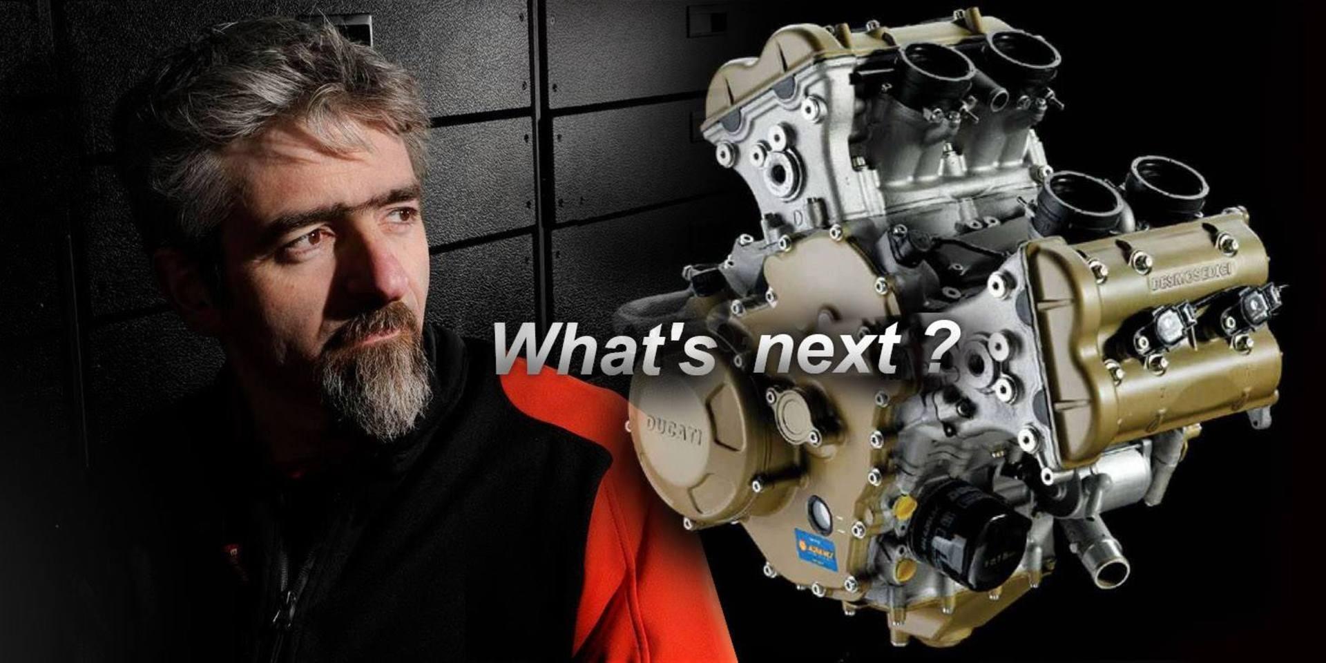 Ducati 的下一世代車款2018登場!?
