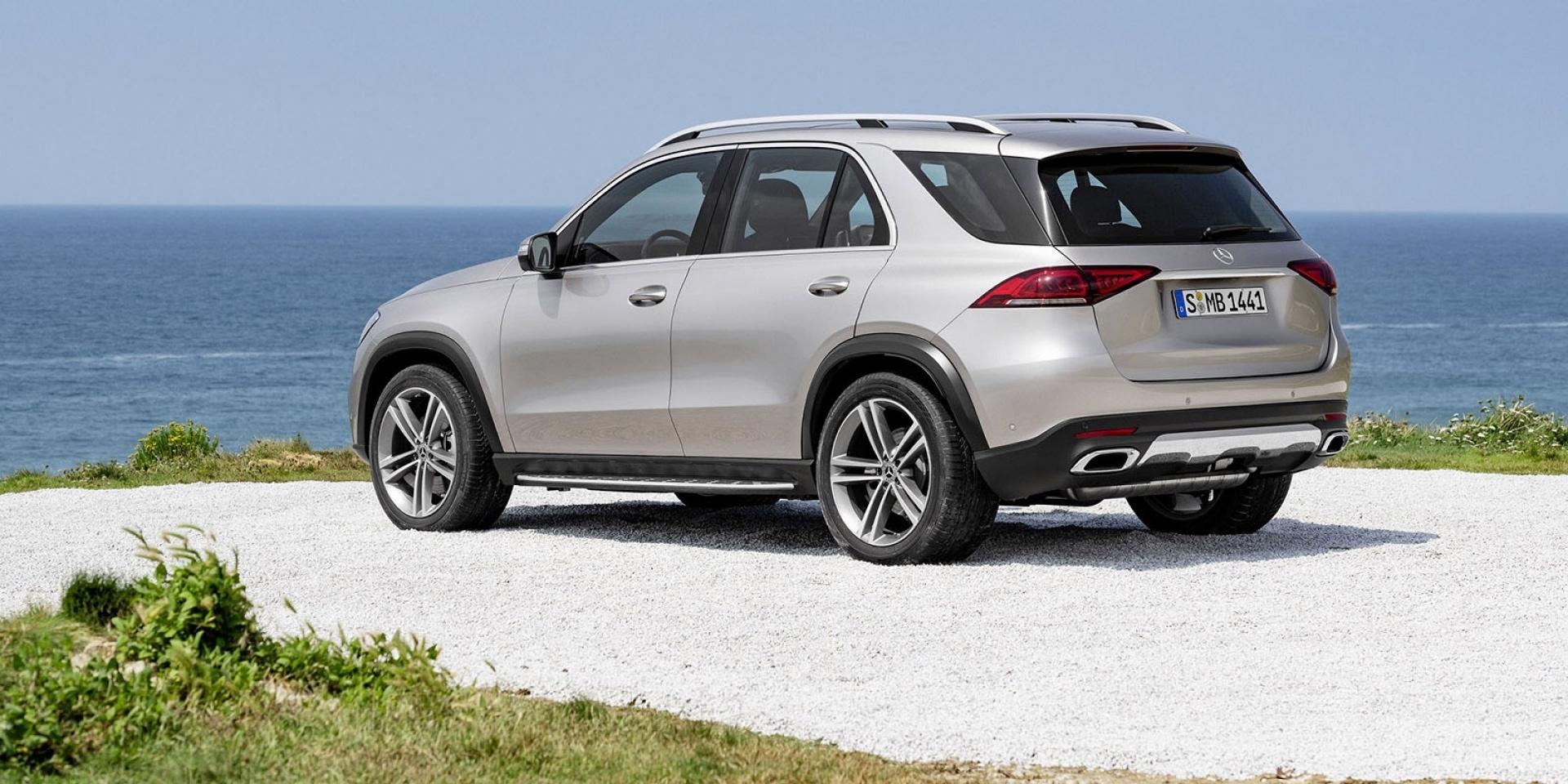 官方新聞稿。地表最強 SUV 家族再進化 同時享受科技與動力 The new Mercedes-Benz GLE 即日起開放預購