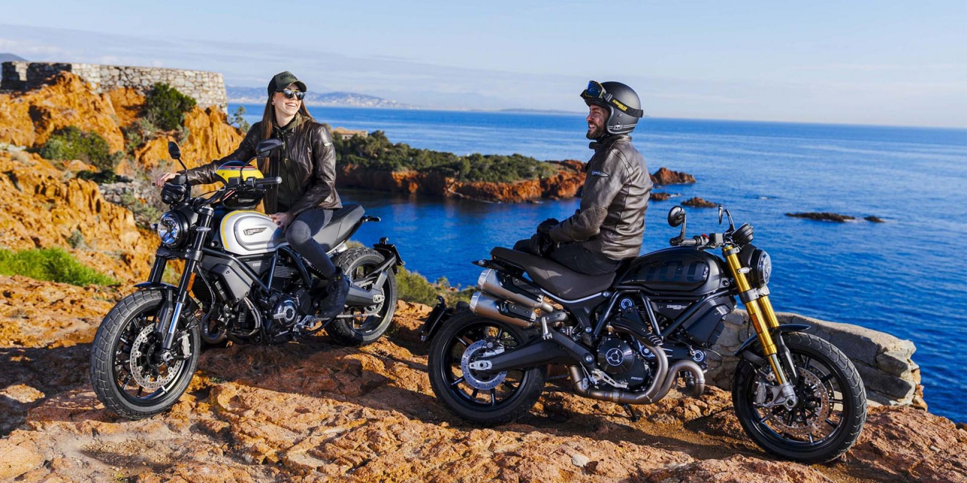 2020 Ducati Scrambler 1100 Pro 及 Scrambler 1100 Sport Pro問世! 更多電控帶給騎士更多保障!