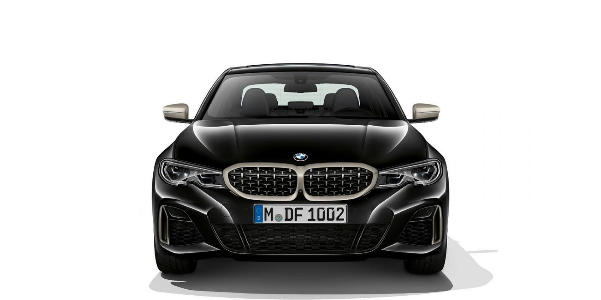 僅次於M3,歷代最強BMW M340i擁有382匹最大馬力