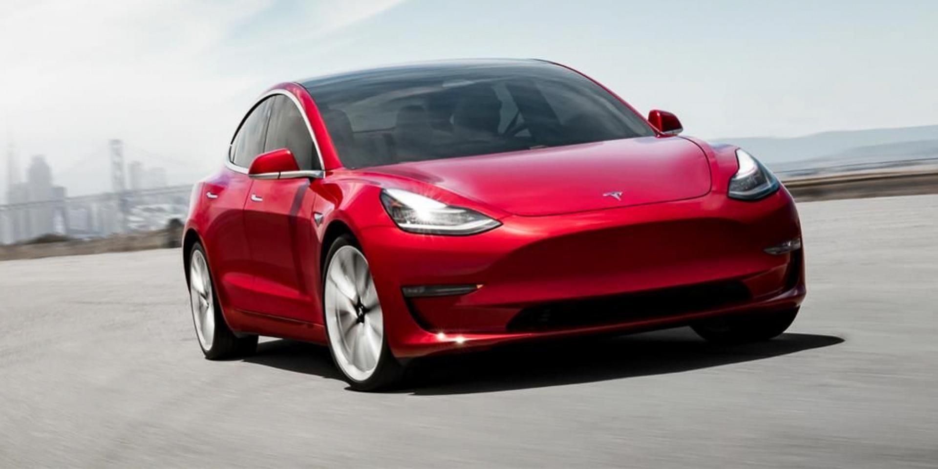 Tesla Model 3即將在台發表!134萬元起搶攻市場!