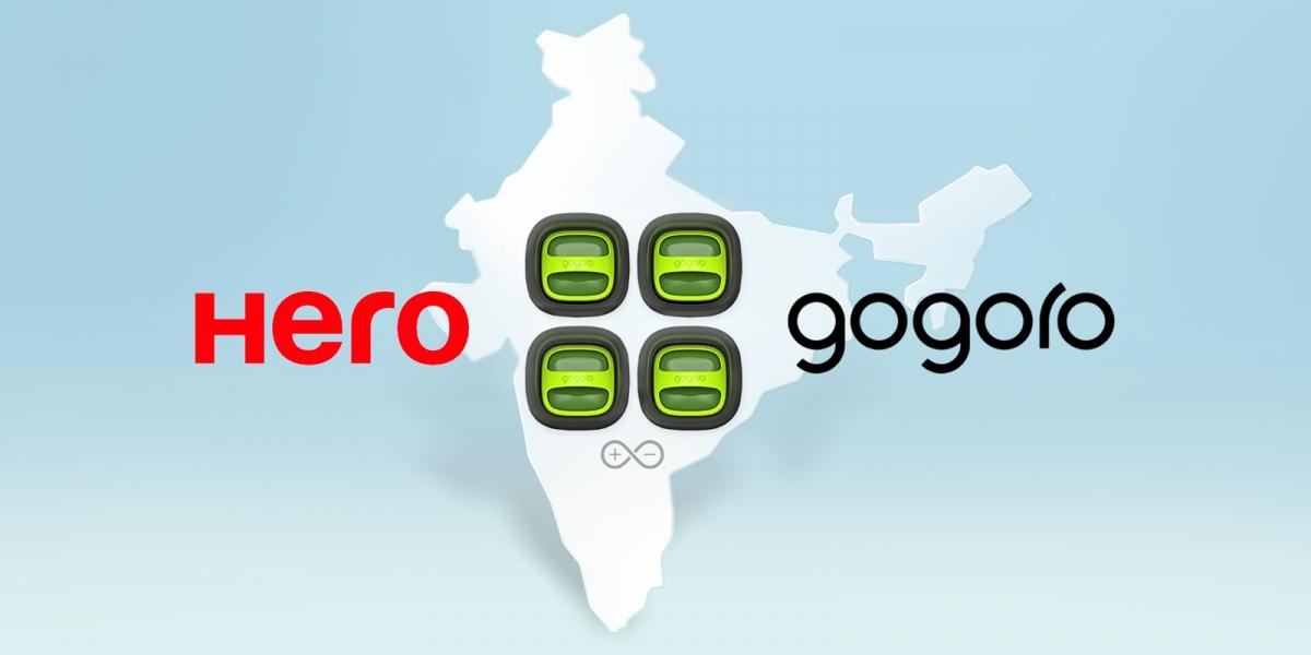 官方新聞稿。印度最大機車製造商Hero MotoCorp與Gogoro宣布策略合作,加速印度迎來電動運輸時代!