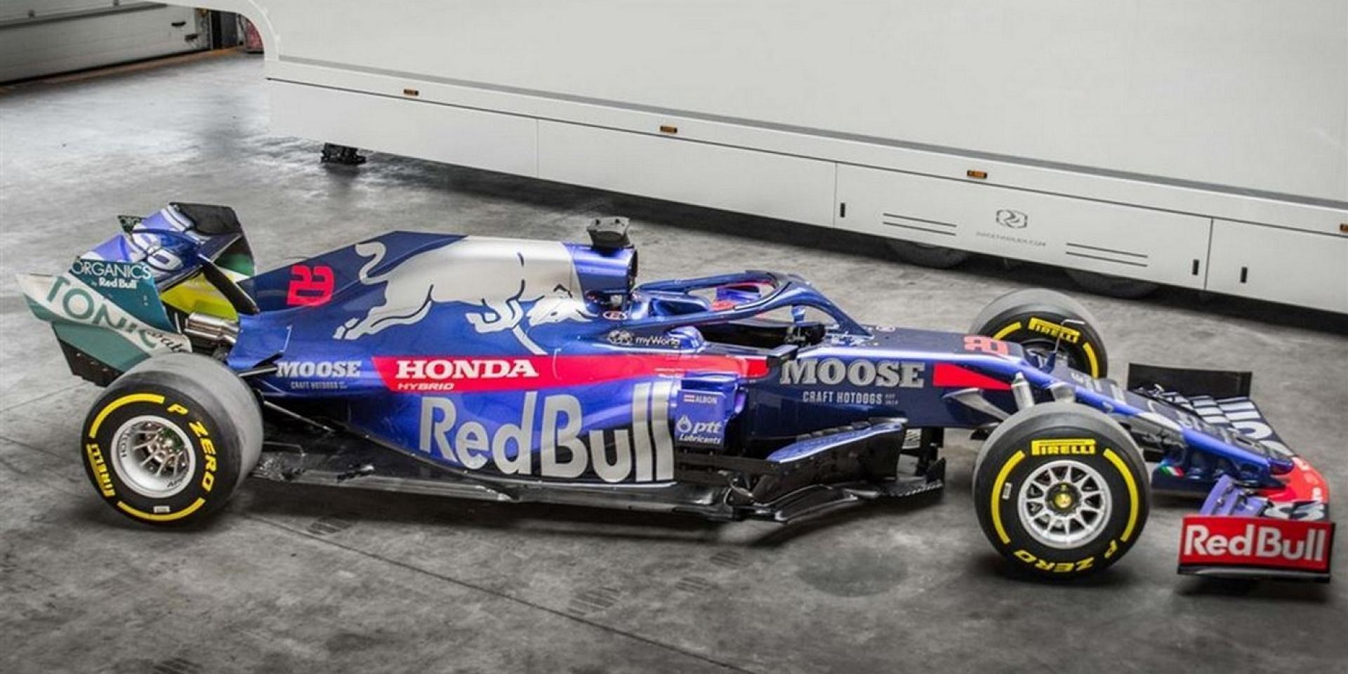 有人想買F1嗎?售Scuderia Toro Rosso STR14賽車