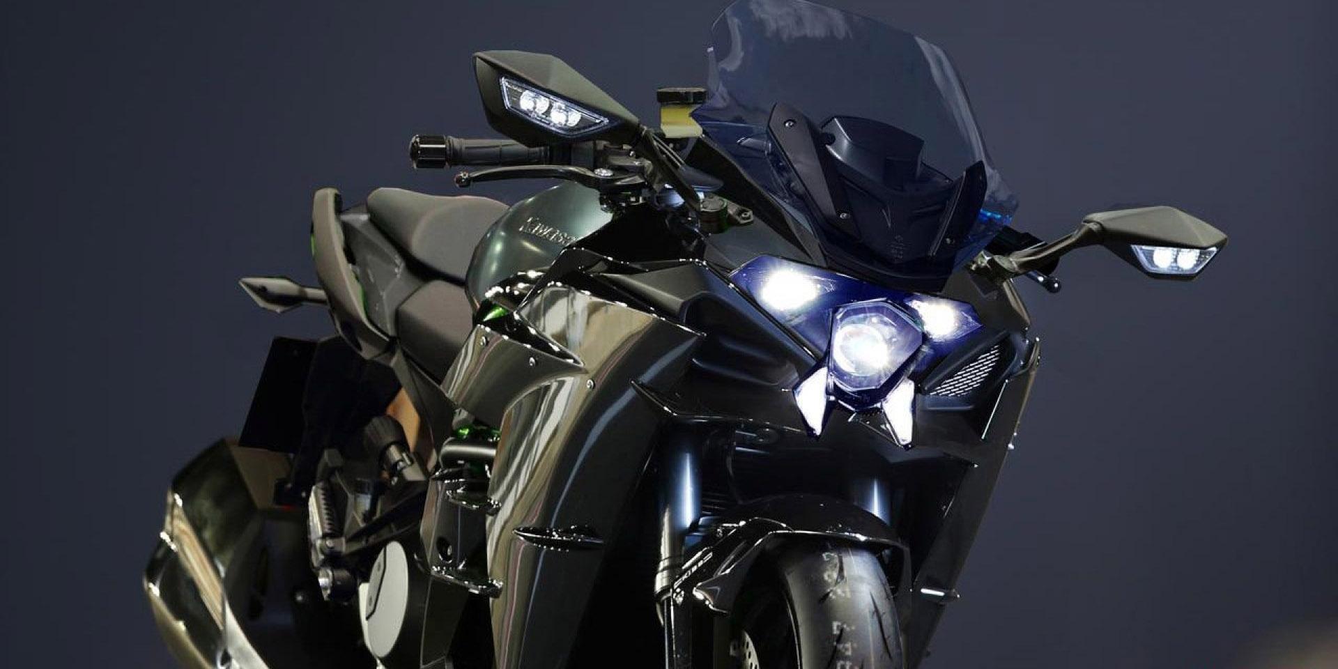 KAWASAKI增壓旅跑 H2 GT 可能於年底問世