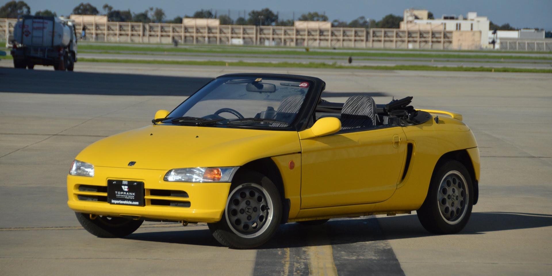 最Fun的異種移植!裝上SUZUKI HAYABUSA引擎的Honda Beat