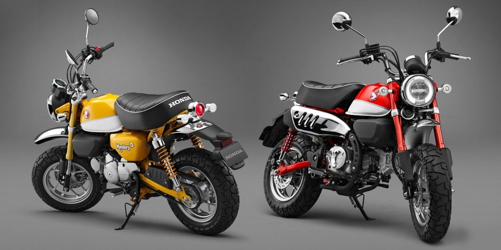 Forza 300預售在即,Honda Monkey 125確定引進 Goldwing、Africa Twin第三季發表!