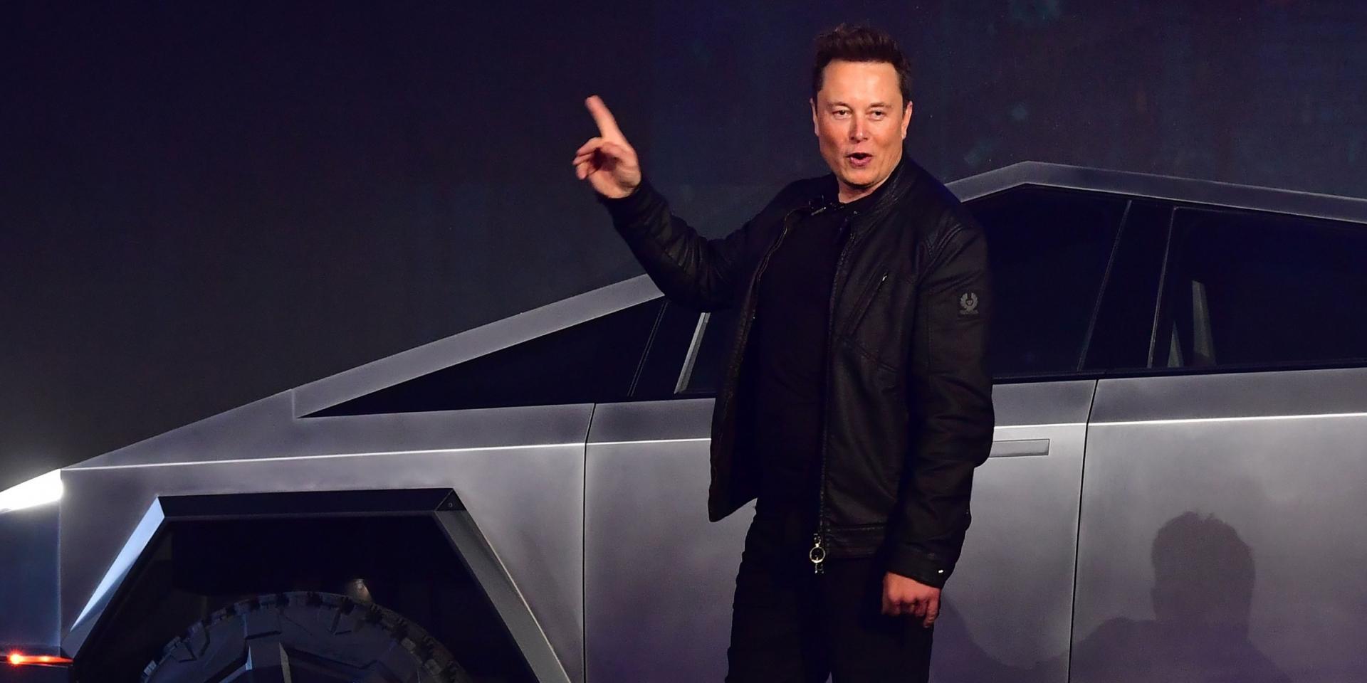 Tesla股價狂飆!執行長Elon Musk身價超越馬雲!