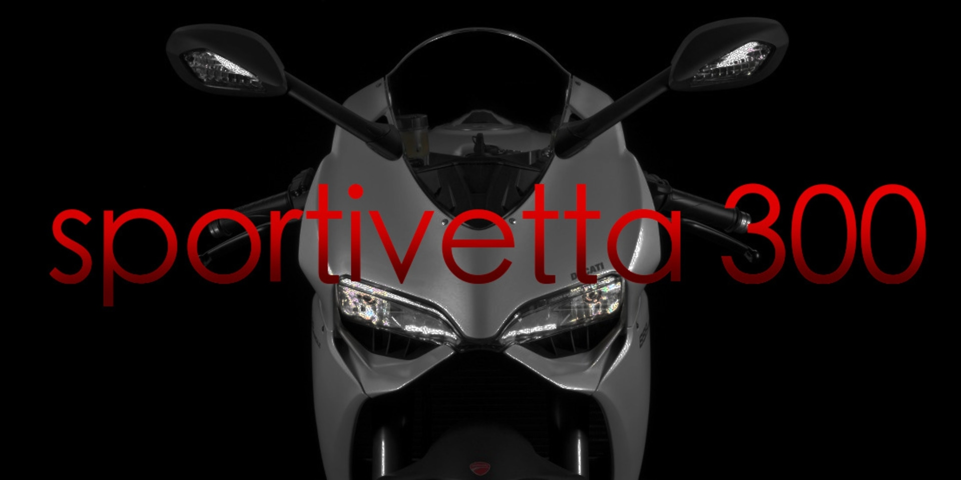 DUCATI 將推出輕跑 Sportivetta 300?