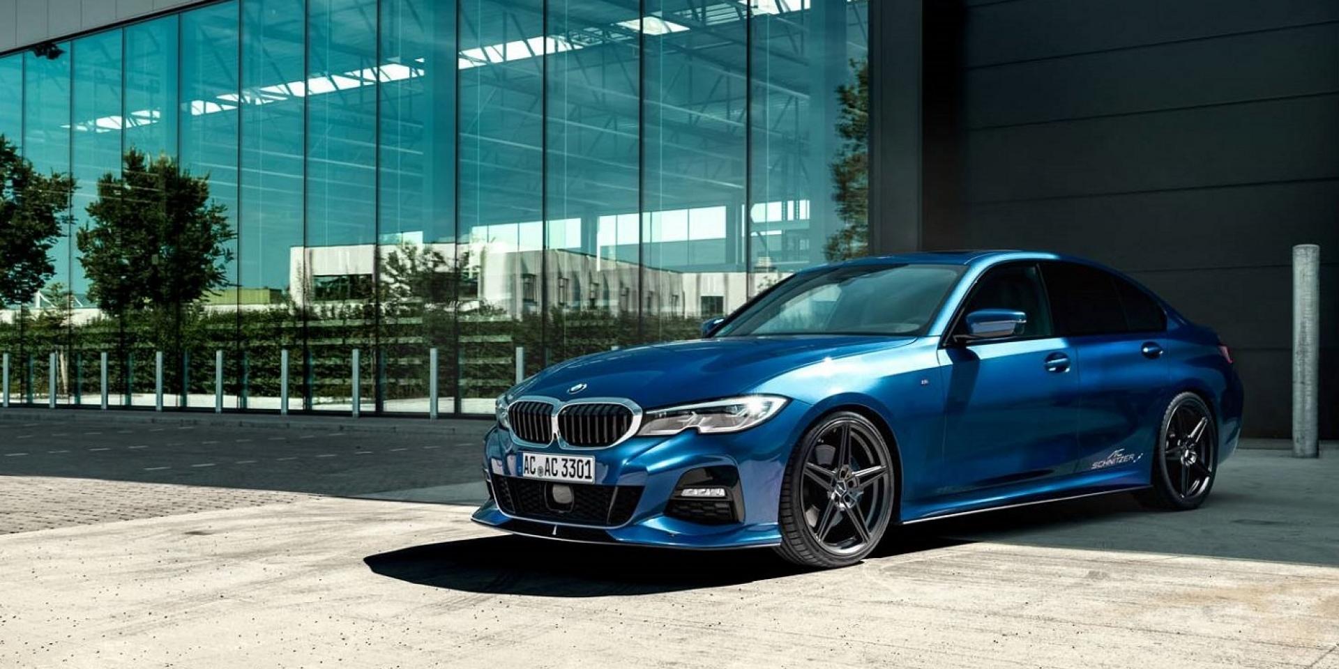 AC Schnitzer讓你的BMW 3系列更帥!!
