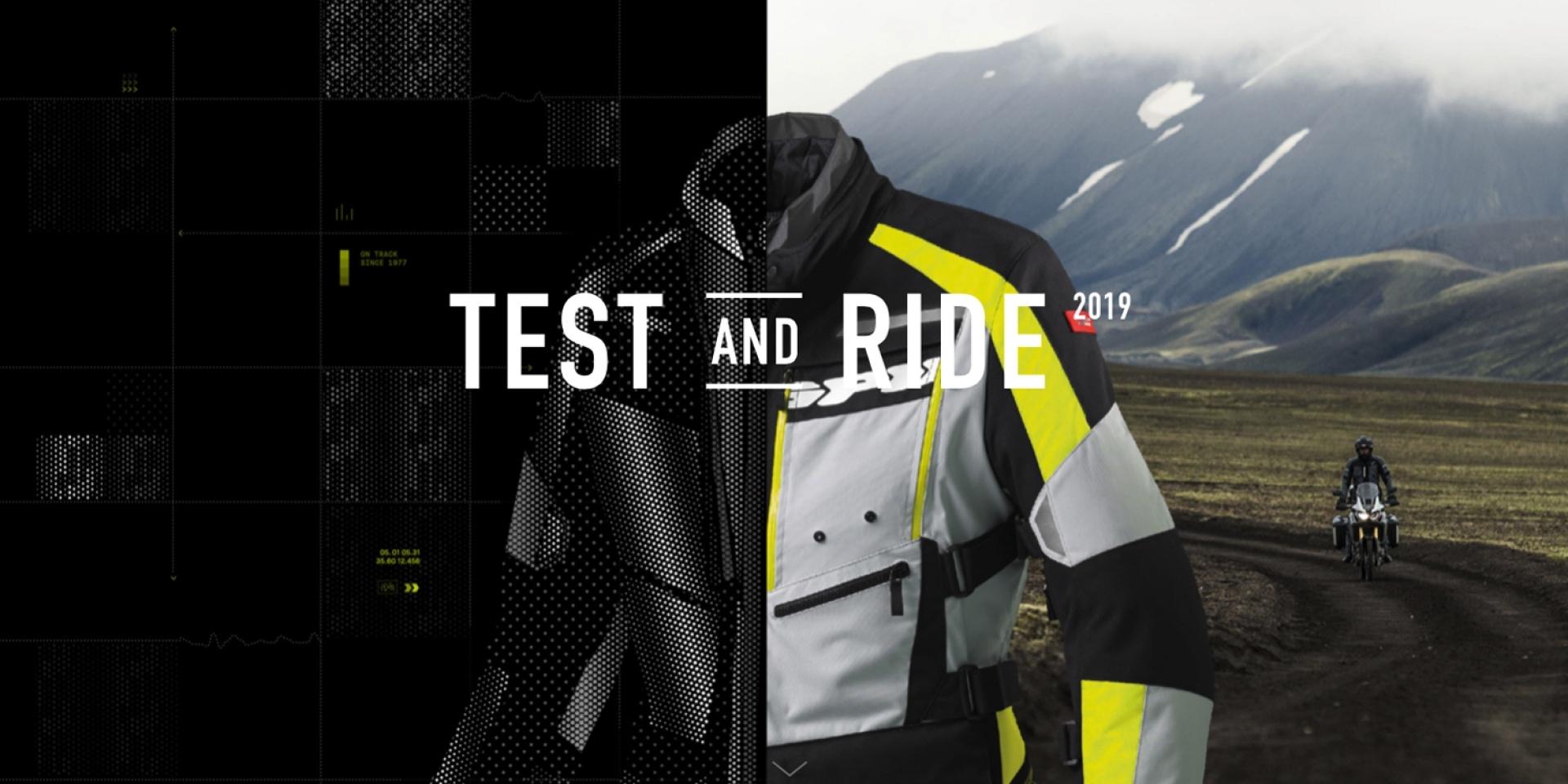 想要來場1500公里的摩托車壯遊嗎?SPIDI招募防摔部品測試車手