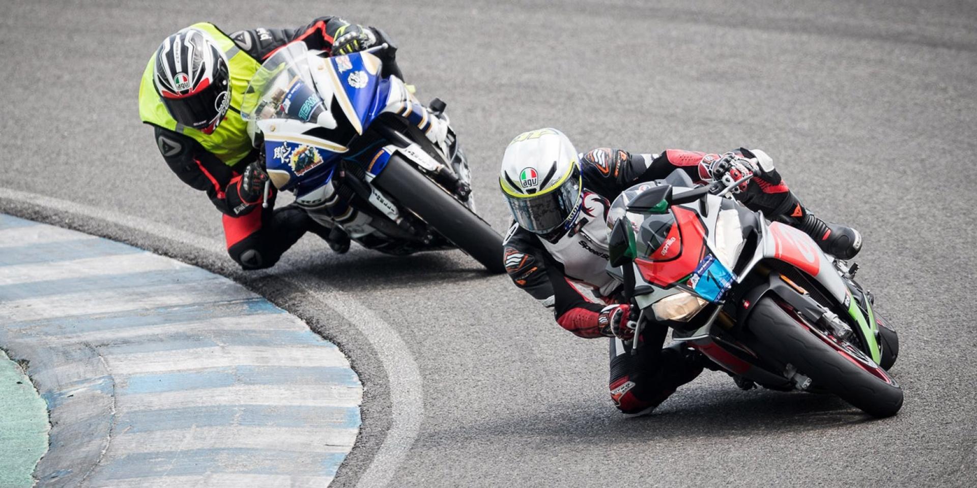 課程再精進,不斷進化的專業講堂,PIC超級摩托車訓練營3.0