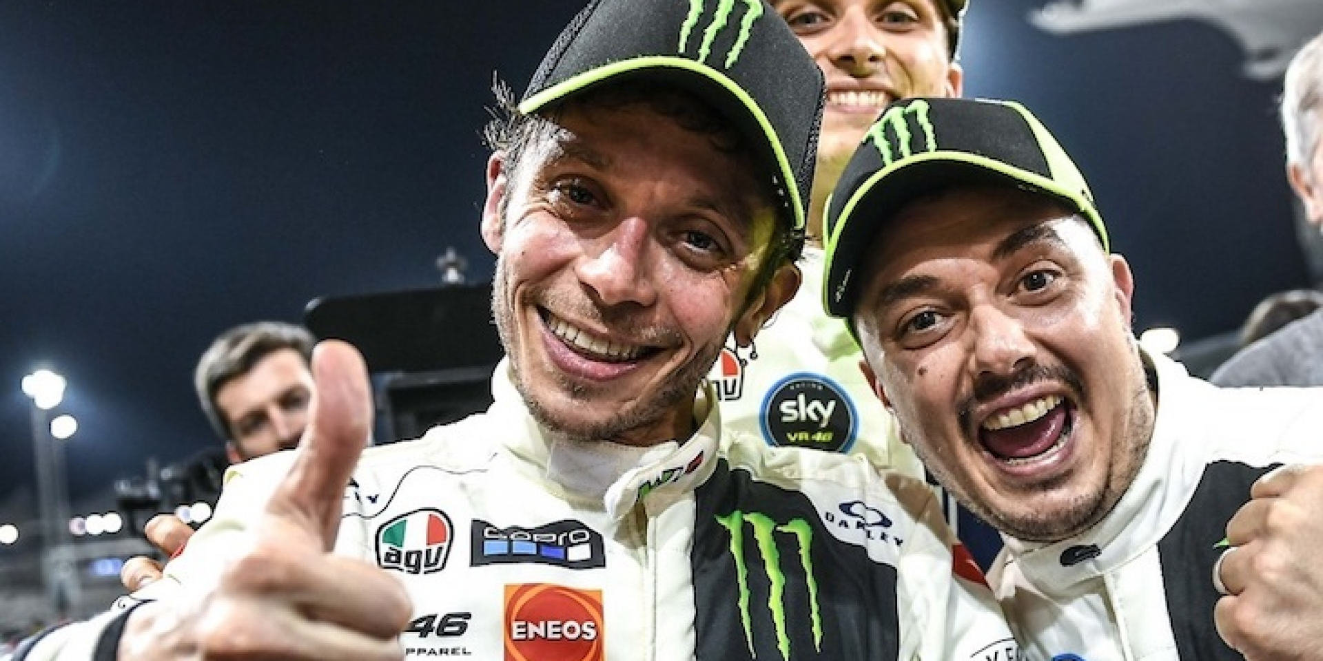 四輪賽事沒問題!Valentino Rossi車隊拿下Gulf 12耐GT3 Pro-Am頒獎台!