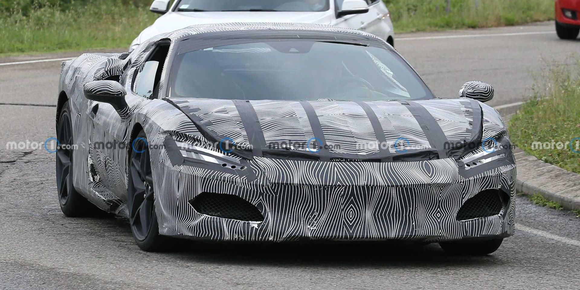 六缸還叫超跑嗎?Ferrari即將發表油電V6新車型!