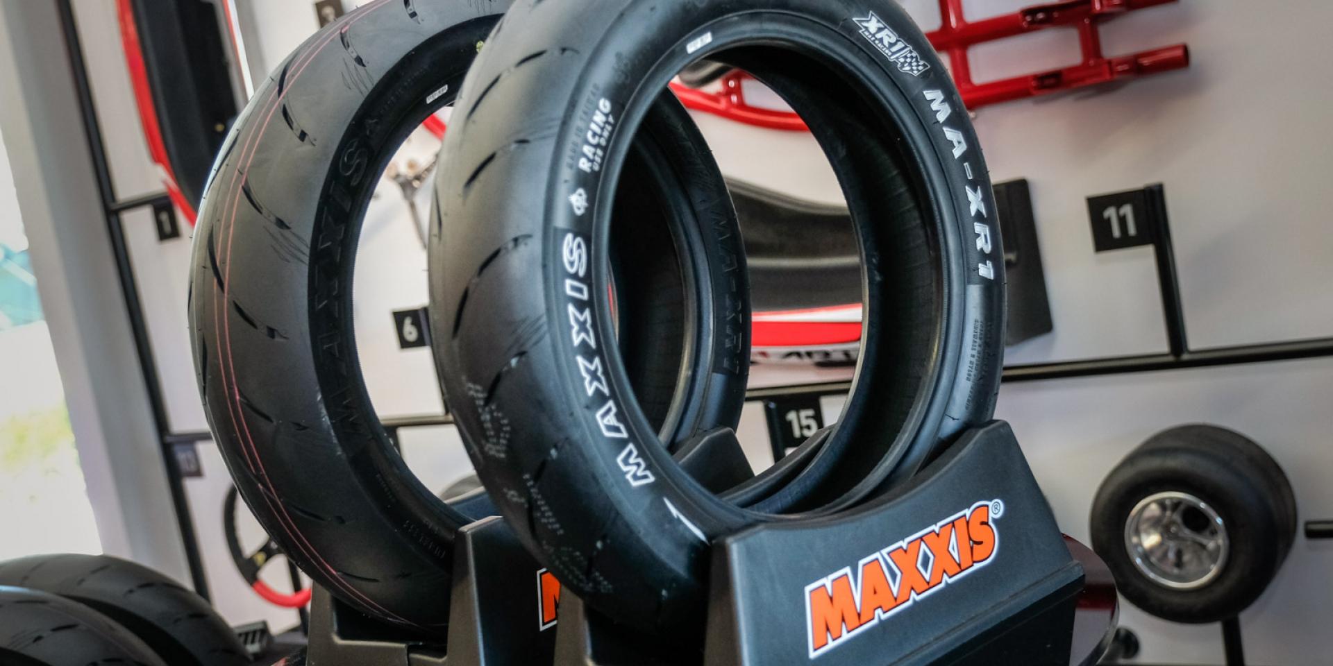 國產神胎「R1」性能再升級!MAXXIS MA-XR1頂級運動胎全新發表
